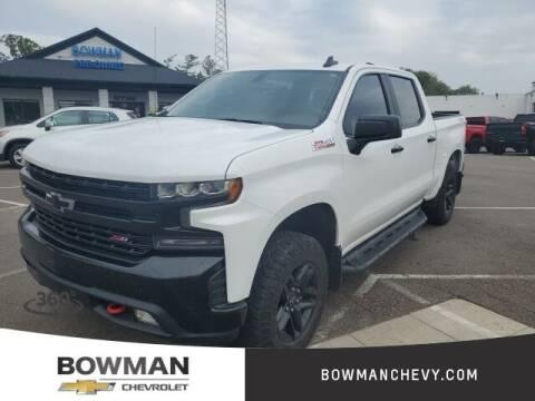 2019 Chevrolet Silverado 1500 for sale at Bowman Auto Center in Clarkston MI