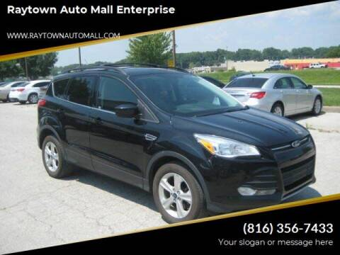 2013 Ford Escape for sale at Raytown Auto Mall Enterprise in Raytown MO