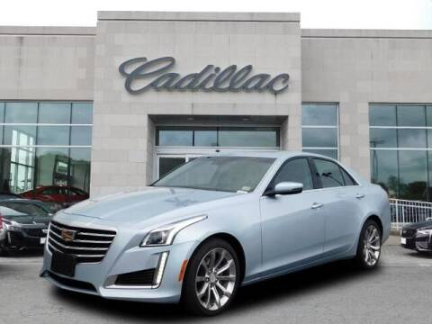 2018 Cadillac CTS for sale at Radley Cadillac in Fredericksburg VA