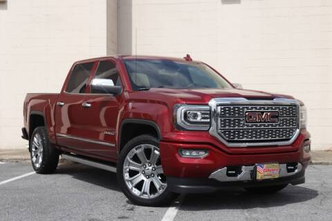 2018 GMC Sierra 1500 for sale at El Compadre Trucks in Doraville GA