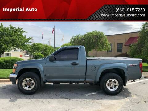 2006 GMC Canyon for sale at Imperial Auto of Marshall in Marshall MO