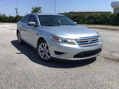 2010 Ford Taurus for sale at Rayyan Auto Mall in Lexington KY