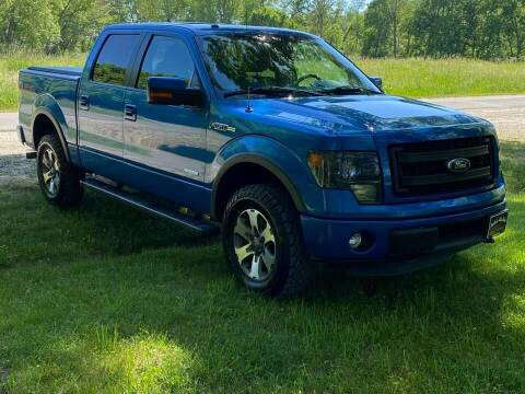 2014 Ford F-150 for sale at BROTHERS AUTO SALES in Hampton IA