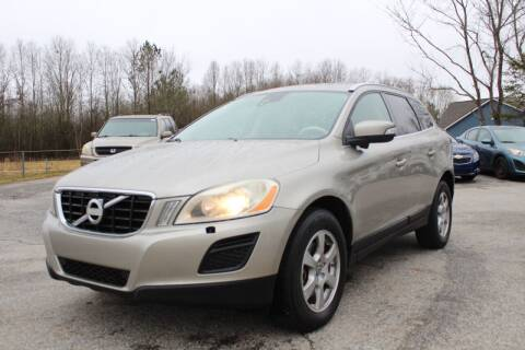2011 Volvo XC60 for sale at UpCountry Motors in Taylors SC