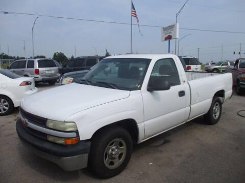 2002 Chevrolet Silverado 1500 for sale at BUZZZ MOTORS in Moore OK
