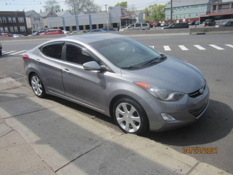 2012 Hyundai Elantra for sale at Cali Auto Sales Inc. in Elizabeth NJ