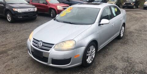 2007 Volkswagen Jetta for sale at AUTO OUTLET in Taunton MA
