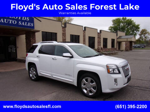 2015 GMC Terrain for sale at Floyd's Auto Sales Forest Lake in Forest Lake MN