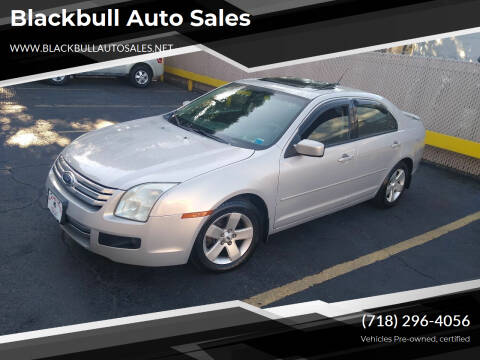 2009 Ford Fusion for sale at Blackbull Auto Sales in Ozone Park NY
