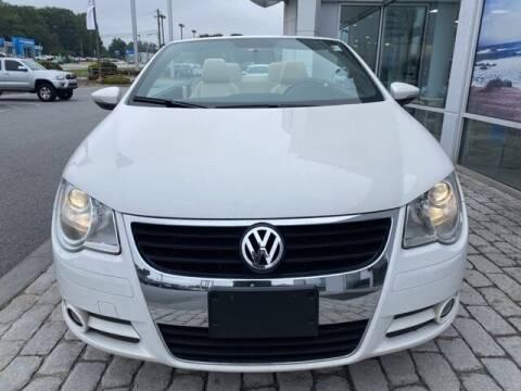 2010 Volkswagen Eos for sale at Southern Auto Solutions-Jim Ellis Volkswagen Atlan in Marietta GA