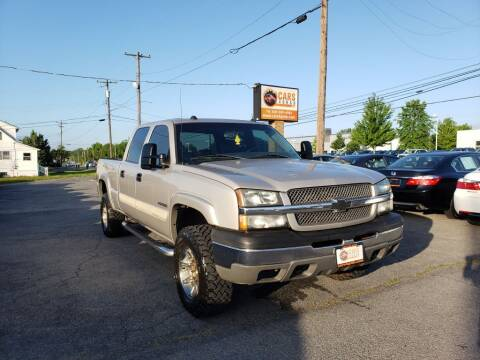 2005 Chevrolet Silverado 1500HD for sale at Cars 4 Grab in Winchester VA