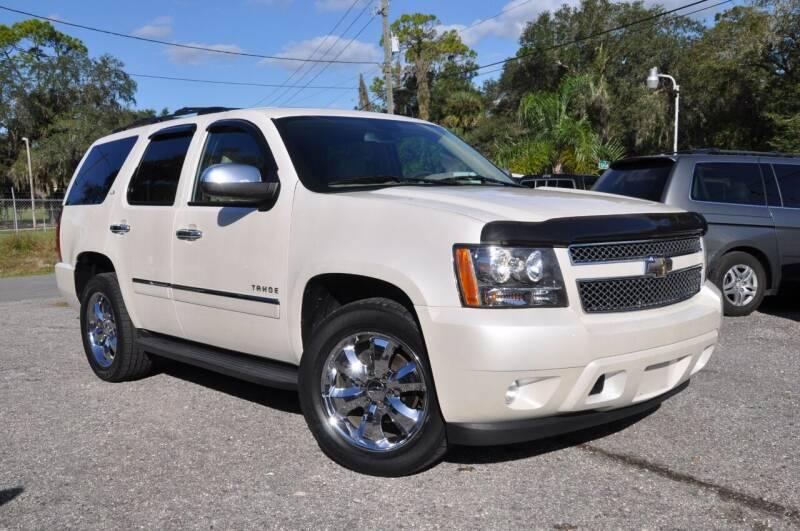 2010 Chevrolet Tahoe for sale at Elite Motorcar, LLC in Deland FL