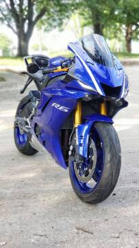 2017 Yamaha YZF-R6 for sale at Crispin Auto Sales in Urbana IL