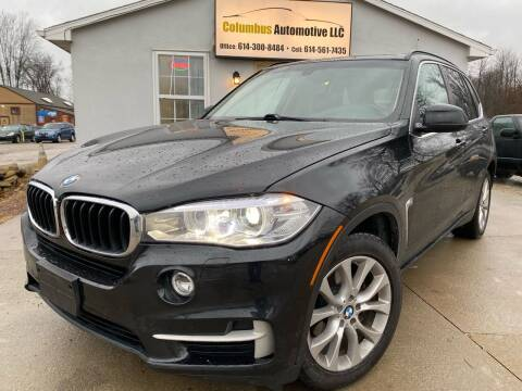 2016 BMW X5 for sale at COLUMBUS AUTOMOTIVE in Reynoldsburg OH