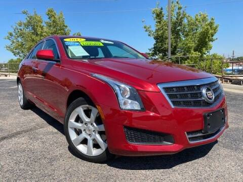 2013 Cadillac ATS for sale at UNITED Automotive in Denver CO