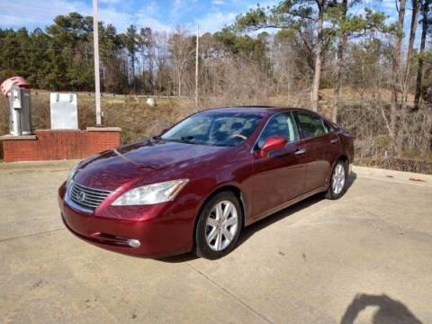2007 Lexus ES 350 for sale at A&Q Auto Sales in Gainesville GA
