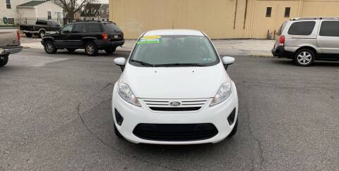 2013 Ford Fiesta for sale at Sharon Hill Auto Sales LLC in Sharon Hill PA