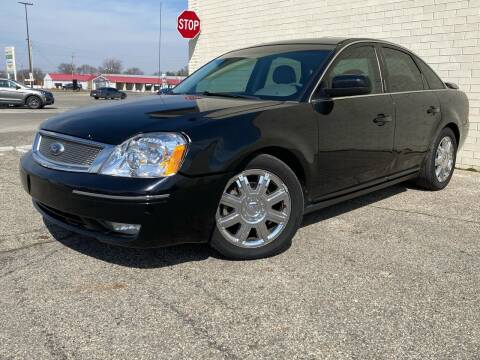 2007 Ford Five Hundred for sale at Samuel's Auto Sales in Indianapolis IN