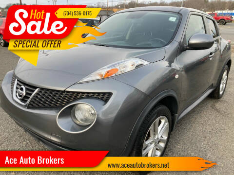 2012 Nissan JUKE for sale at Ace Auto Brokers in Charlotte NC