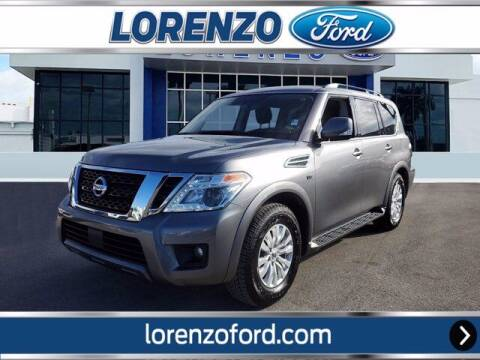 2019 Nissan Armada for sale at Lorenzo Ford in Homestead FL