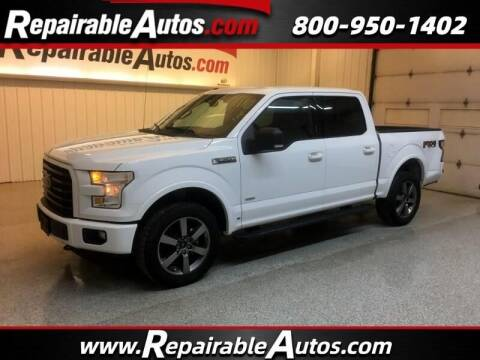 2017 Ford F-150 for sale at Ken's Auto in Strasburg ND