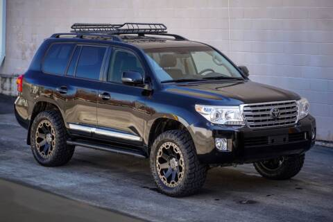 2014 Toyota Land Cruiser for sale at MS Motors in Portland OR