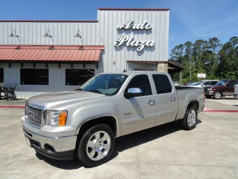 2009 GMC Sierra 1500 for sale at Grantz Auto Plaza LLC in Lumberton TX