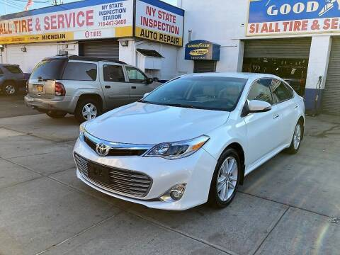 2013 Toyota Avalon for sale at US Auto Network in Staten Island NY