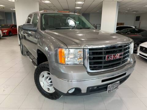 2009 GMC Sierra 2500HD for sale at Auto Mall of Springfield in Springfield IL