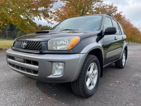 2003 Toyota RAV4 for sale at GOOD USED CARS INC in Ravenna OH