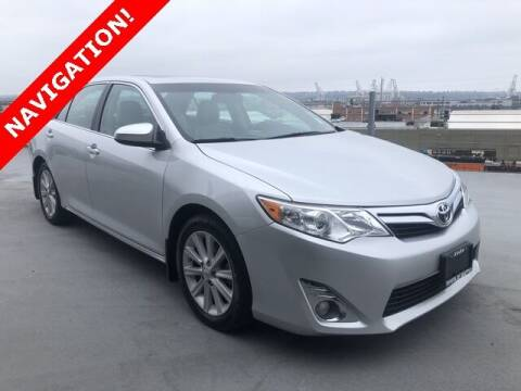 2012 Toyota Camry for sale at Toyota of Seattle in Seattle WA
