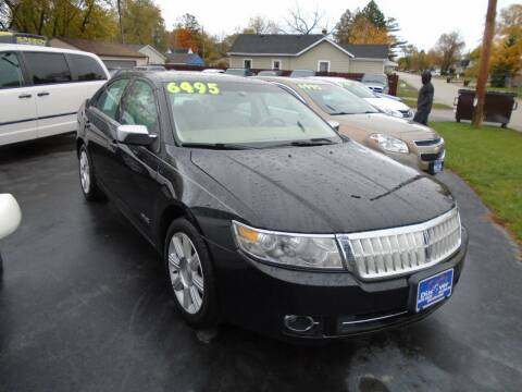 2009 Lincoln MKZ for sale at DISCOVER AUTO SALES in Racine WI