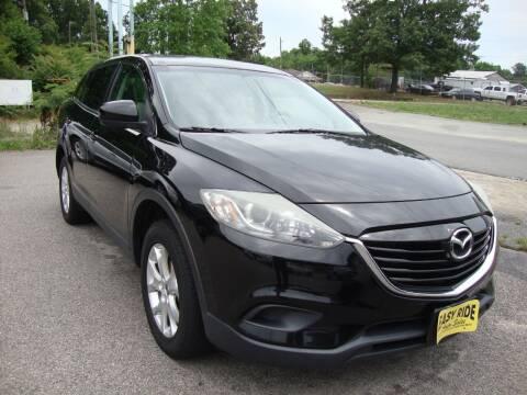 2013 Mazda CX-9 for sale at Easy Ride Auto Sales Inc in Chester VA