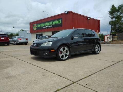 2009 Volkswagen GTI for sale at Southwest Sports & Imports in Oklahoma City OK