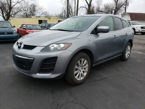 2010 Mazda CX-7 for sale at Nonstop Motors in Indianapolis IN