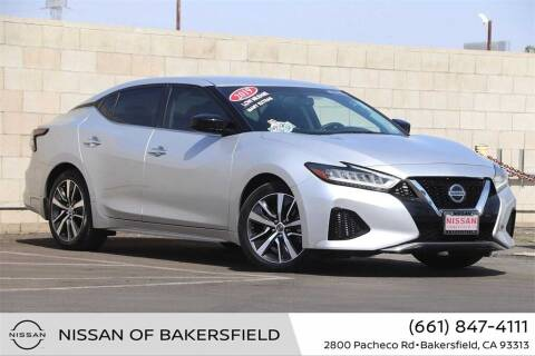 2019 Nissan Maxima for sale at Nissan of Bakersfield in Bakersfield CA
