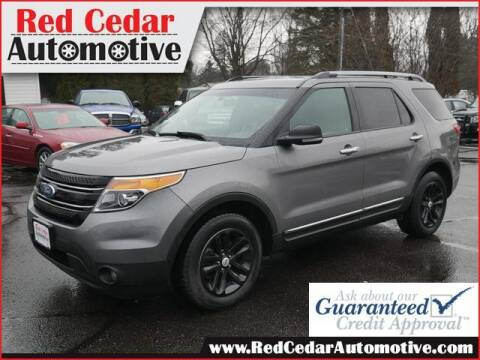 2012 Ford Explorer for sale at Red Cedar Automotive in Menomonie WI