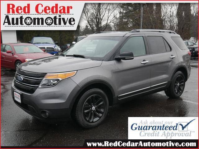 2012 Ford Explorer for sale at Red Cedar Automotive in Menomonie WI