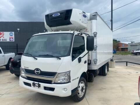 2019 Hino 195 for sale at Eurospeed International in San Antonio TX