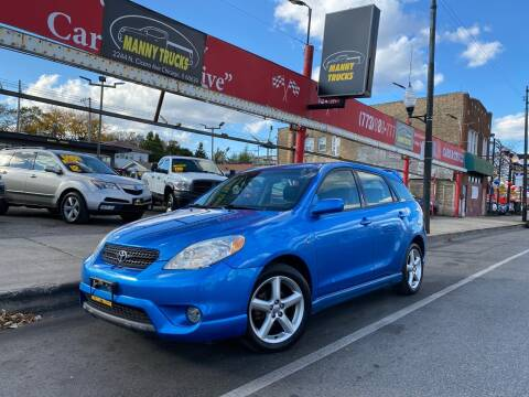 2007 Toyota Matrix for sale at Manny Trucks in Chicago IL