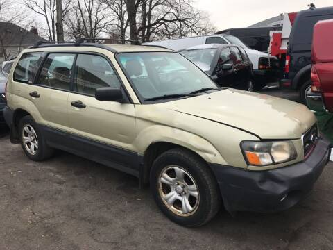 2004 Subaru Forester for sale at Deleon Mich Auto Sales in Yonkers NY
