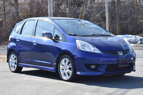 2010 Honda Fit for sale at Broadway Motor Car Inc. in Rensselaer NY