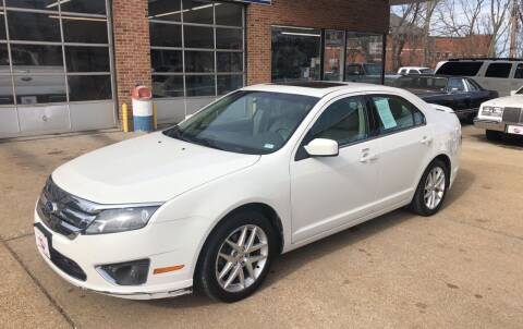 2012 Ford Fusion for sale at County Seat Motors East in Union MO