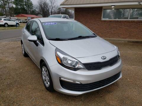 2016 Kia Rio for sale at RAGINS AUTOPLEX in Kennett MO