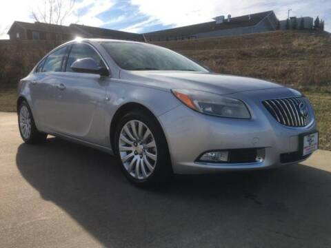 2011 Buick Regal for sale at MODERN AUTO CO in Washington MO