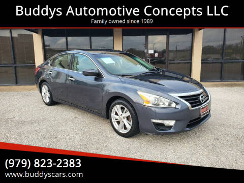 2013 Nissan Altima for sale at Buddys Automotive Concepts LLC in Bryan TX