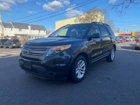 2015 Ford Explorer for sale at Kapos Auto, Inc. in Ridgewood, Queens NY