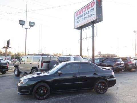 2006 Subaru Impreza for sale at United Auto Sales in Oklahoma City OK