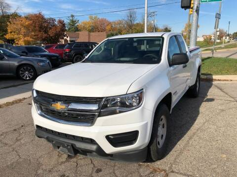 2016 Chevrolet Colorado for sale at One Price Auto in Mount Clemens MI
