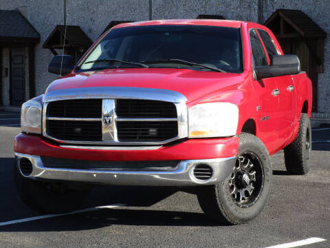 2006 Dodge Ram Pickup 1500 for sale at Ritz Auto Group in Dallas TX